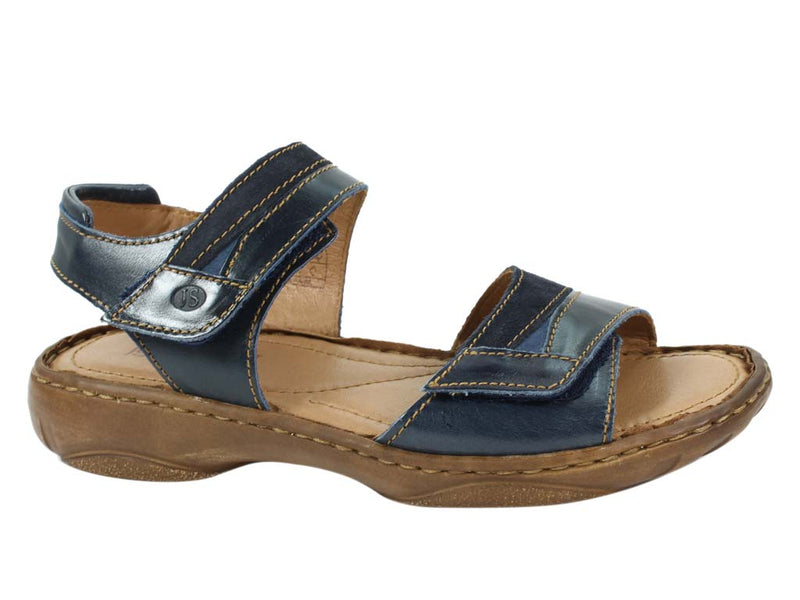 Josef Seibel Sandals Debra 19 Denim side view