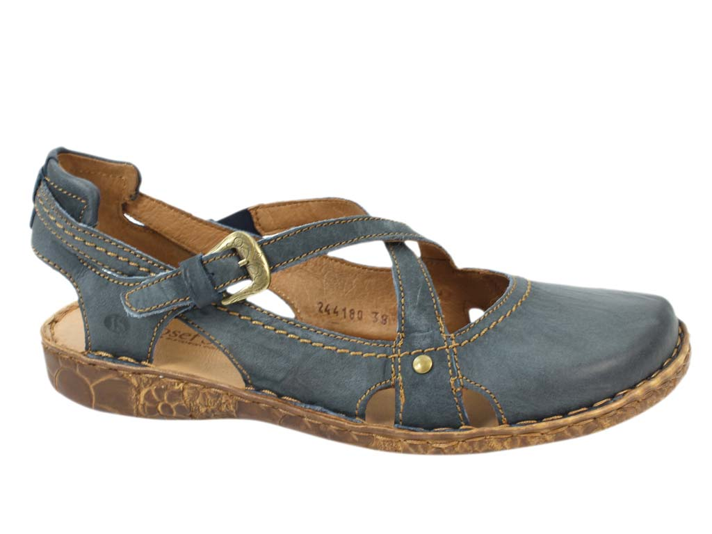 Josef Seibel Sandals Rosalie 13 Ocean SIDE VIEW