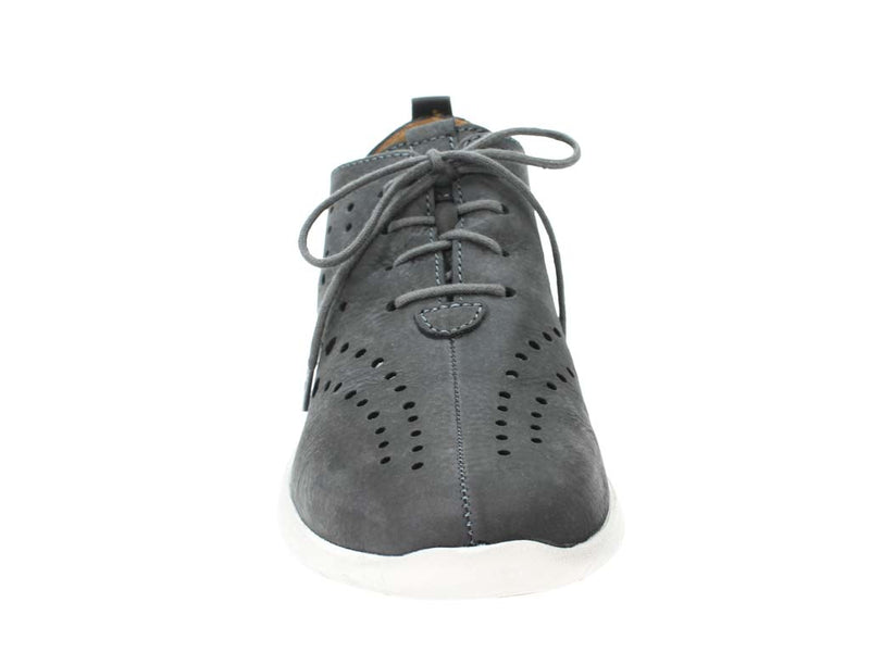 Josef Seibel Shoes Malene 09 Titan Grey front view