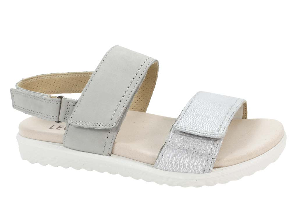 Legero Sandals Savona 00708-20 Litio Grey side view