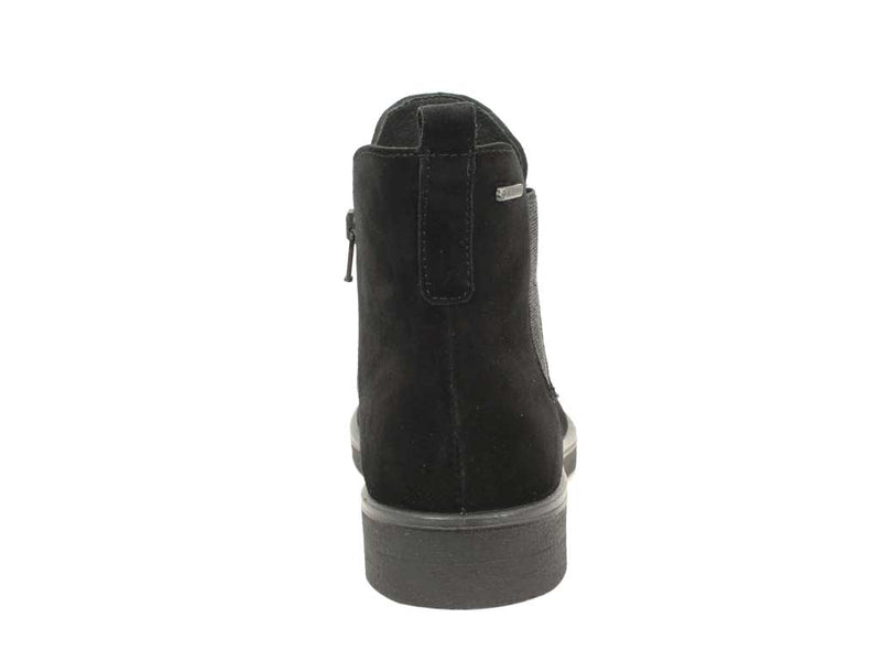 Legero Women Boots Soana 00684 Black back view