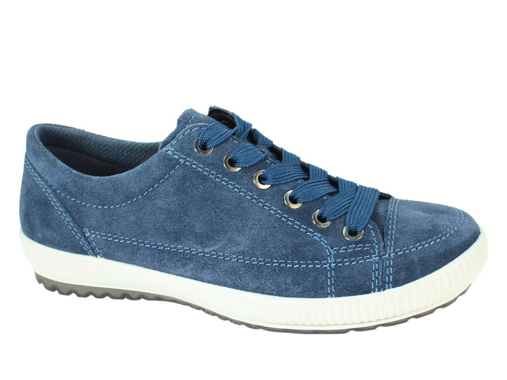 Legero Tanaro Trainer Shoe Indico blue Right side
