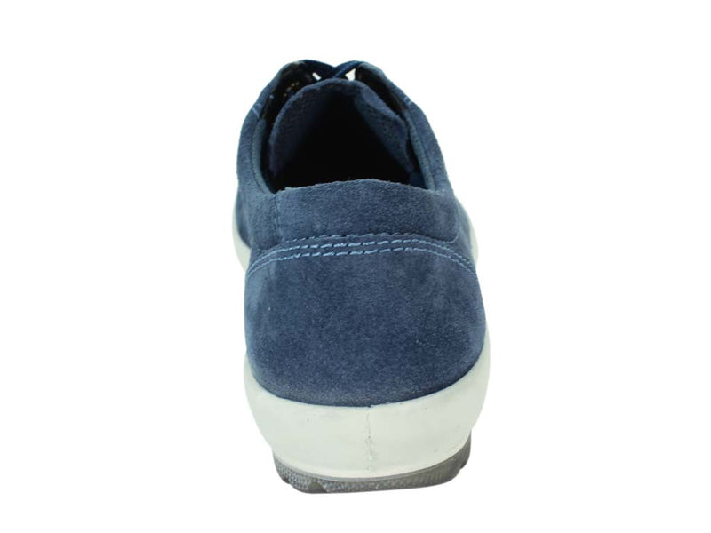 Legero Tanaro Trainer Shoe Indico blue Back