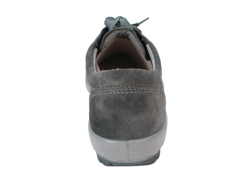 Legero Tanaro Trainer Shoe Ossido Grey Back