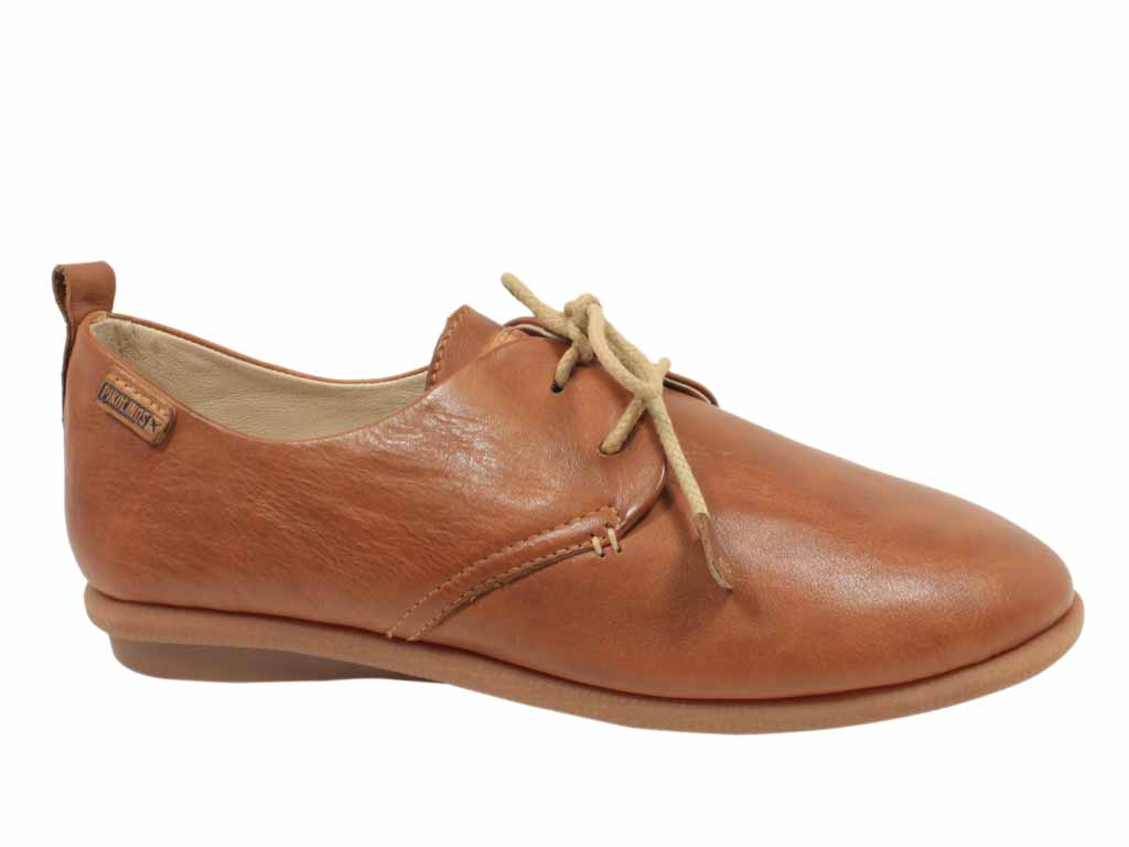 Pikolinos Women Shoes Calabria W9K-4985 Brandy side view