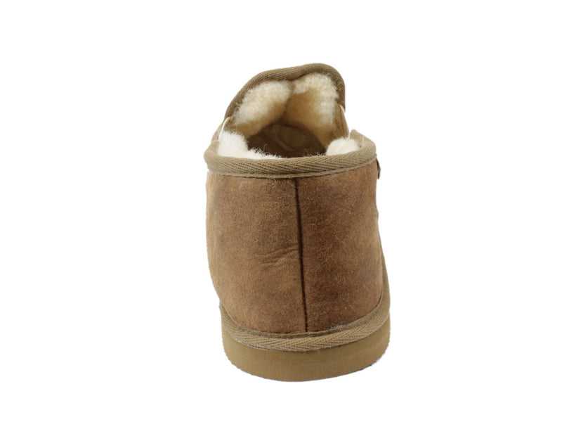 Shepherd Bosse Sheepskin Antique Cognac 450-52
