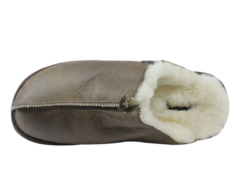 Shepherd Hugo Sheepskin Oiled Antique 1201-53