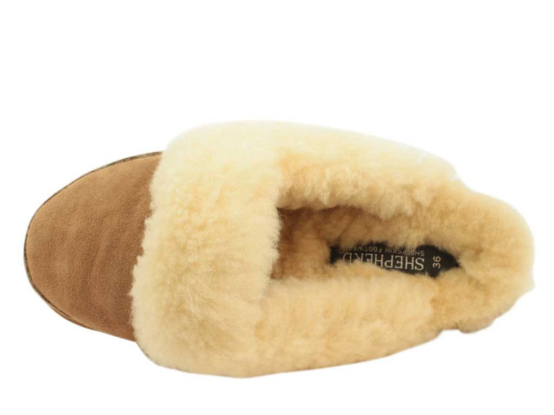 Shepherd Agnes Sheepskin Chestnut