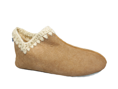 Shepherd Lisa Sheepskin Slippers Chestnut 1701-56