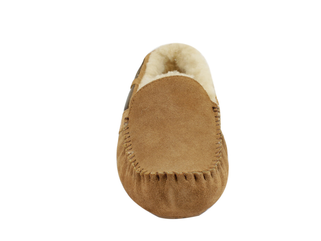 Shepherd Mirre Sheepskin Moccasin Chestnut 13782