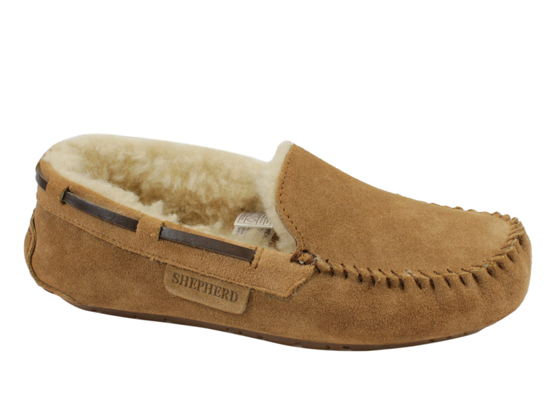 Shepherd Mirre Sheepskin Chestnut