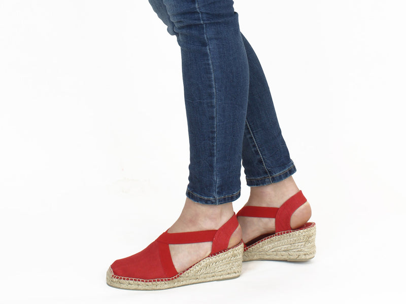 Toni Pons Sandals Ter Red
