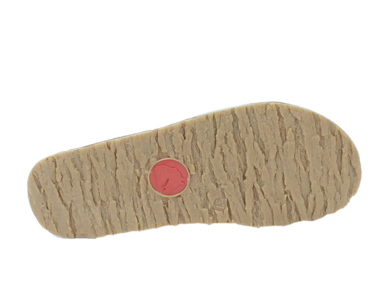 Haflinger Sandals Anka Mint sole view