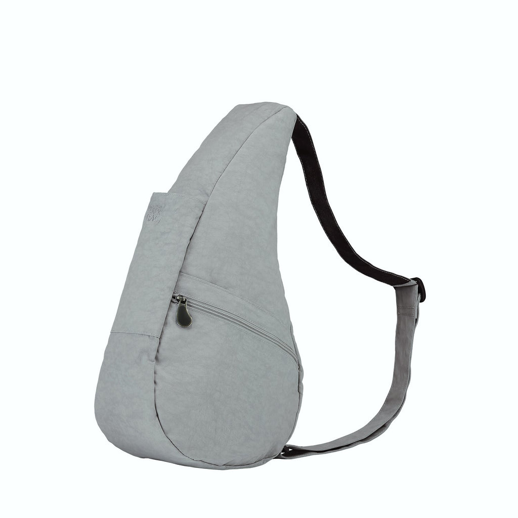 Healthy Back Bag Textured Nylon - Fox Grey Small
