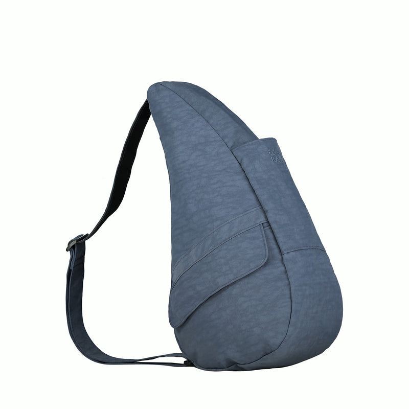 Healthy Back Bag Textured Nylon - Indigo Small