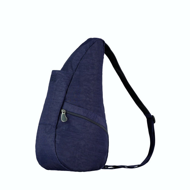 Healthy Back Bag Textured Nylon - Night Blue Small
