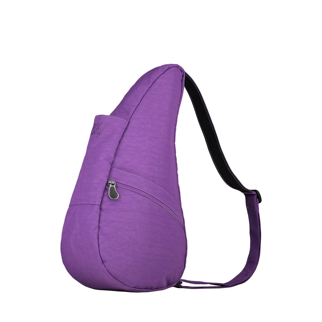 Healthy Back Bag Textured Nylon - Purple Small