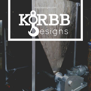Ribbon Mixer by Korbb Designs Machine Trading