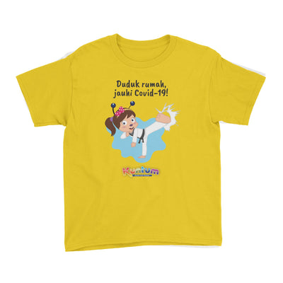 Comel Karate Kids T-Shirt