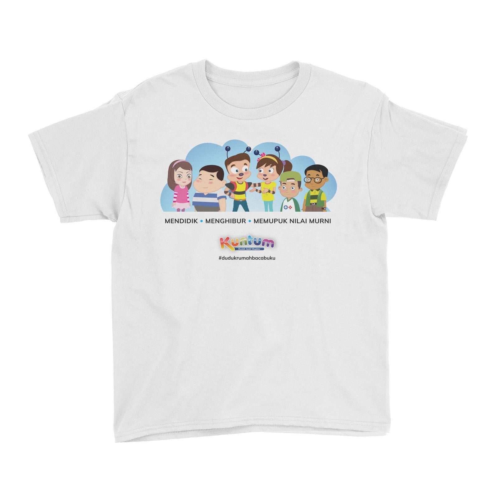 Kuntum & Friends Kids T-Shirt