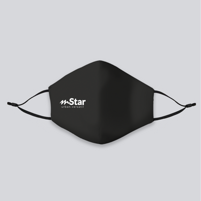 mStar logo - Black or Red