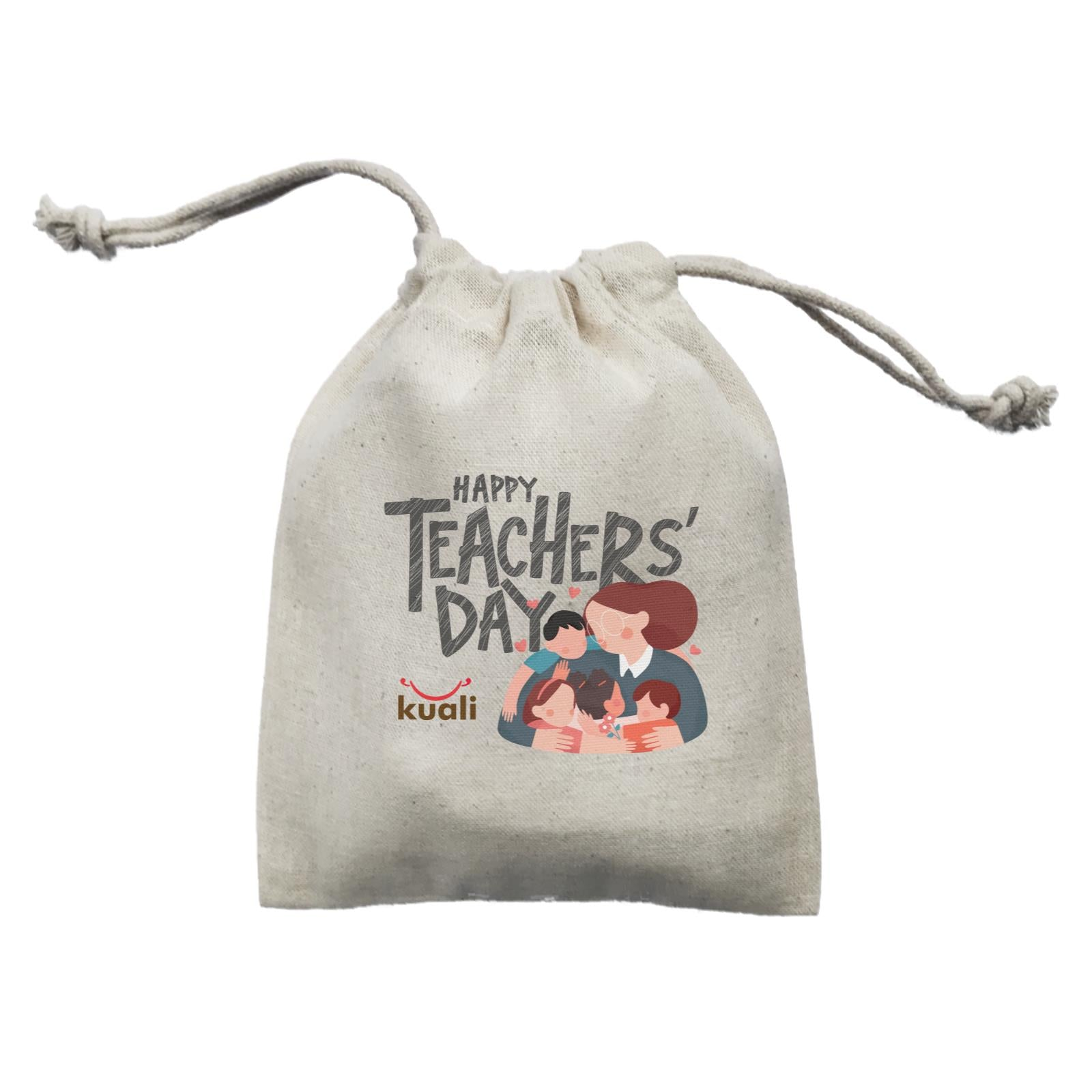 Happy Teacher's Day Mini Pouch