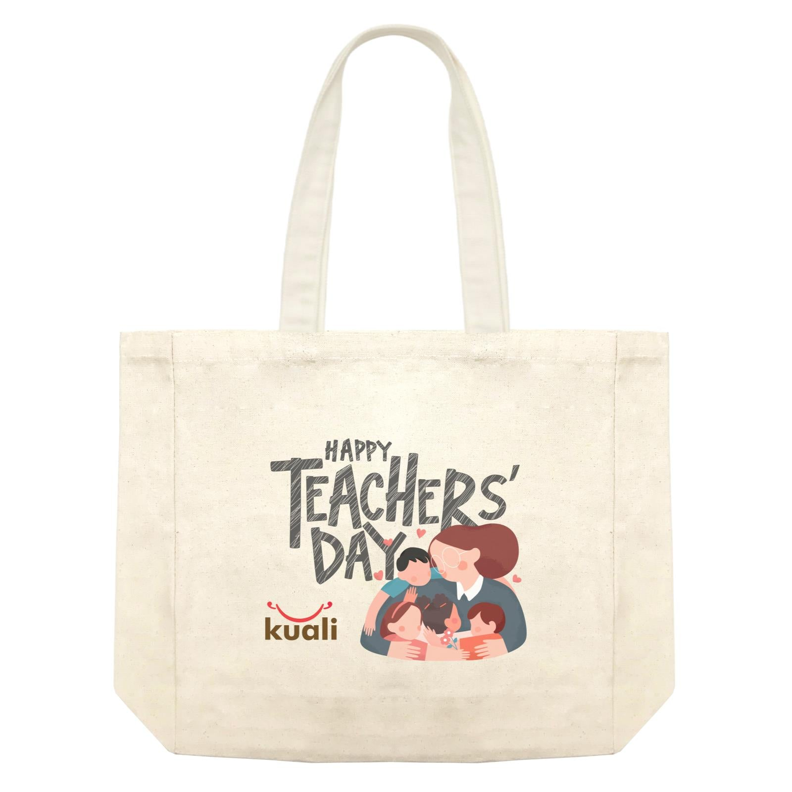 Happy Teacher's Day Shopping Bag