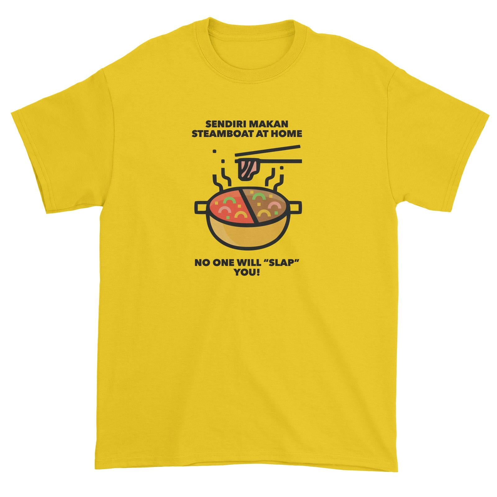 Hotpot Icon Multicolour Standard Unisex T-Shirt