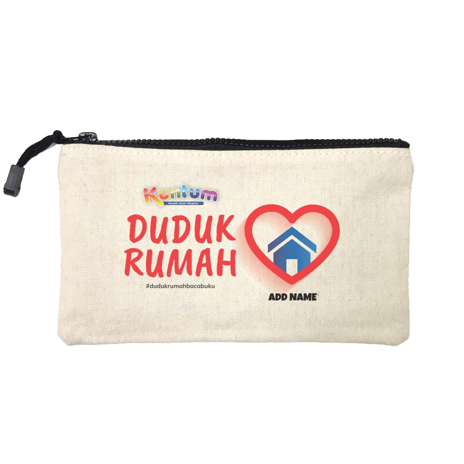 Duduk Rumah Stationery Pouch