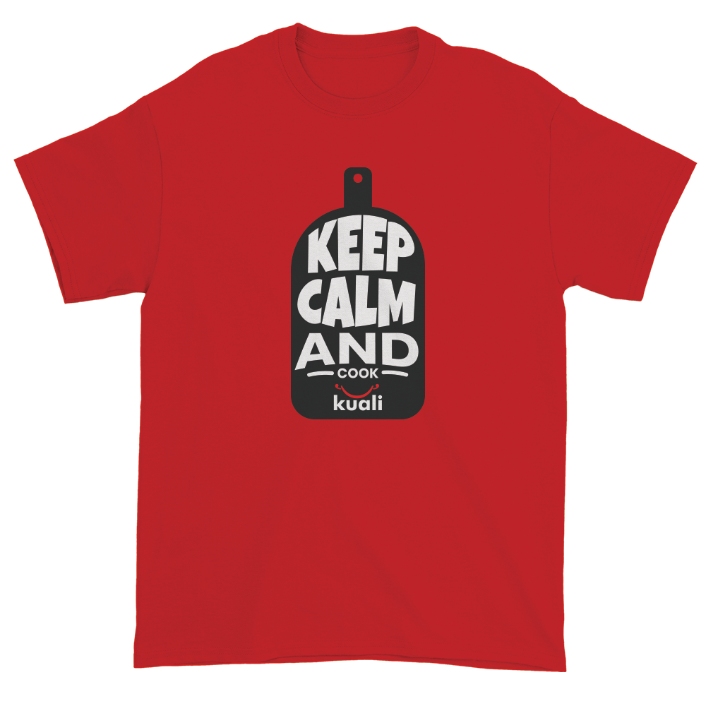 Keep Calm and Cook Standard Unisex T-Shirt