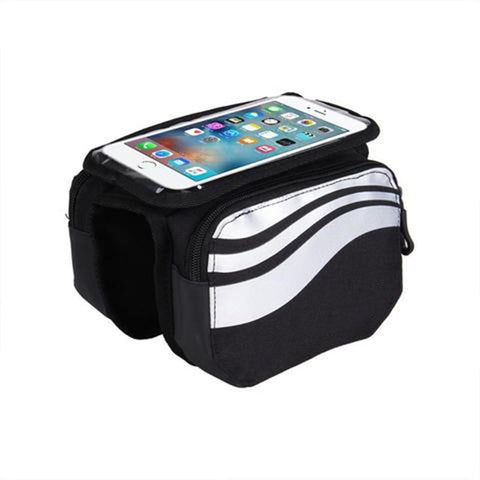 Bicycle Front Touch Screen Phone Bag