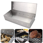 Load image into Gallery viewer, BBQ Kings Wood Chip Smoker