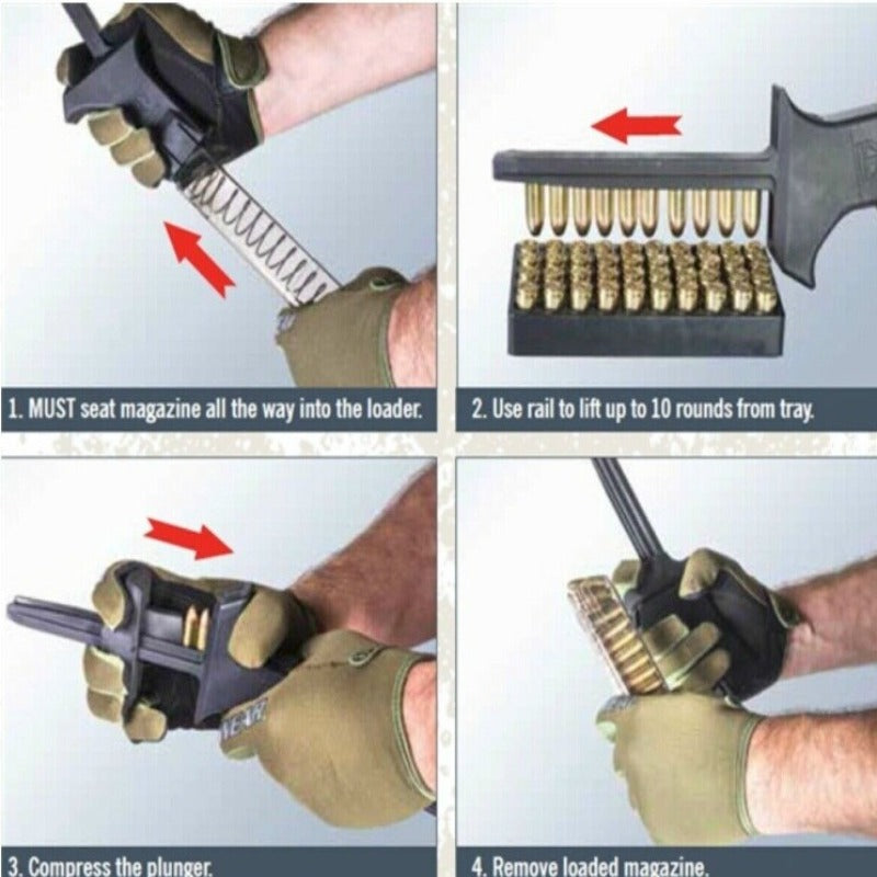 Tactical Speed Universal Speed Loader