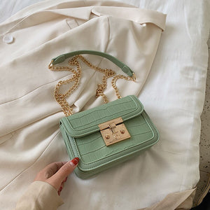 The Etienne Crocodile Crossbody