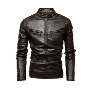 Exclusive Man Leather Jacket