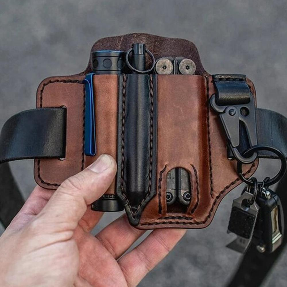 LeatherTools™ Multitool Holder