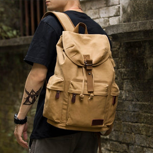 Urban Styles Canvas Backpack