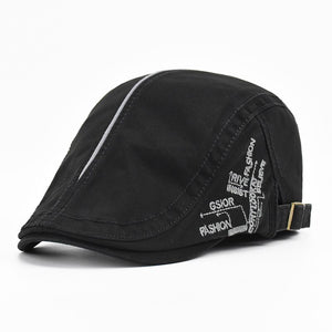 Old School Headwear Flat Cap