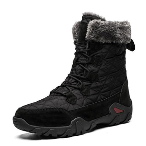 The Zephyr Fur Boot
