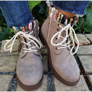 Eccentric Threads Boots