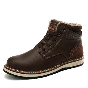 The Patriot Fur Lined Mens Boot
