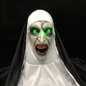 Extreme Props Nun Mask
