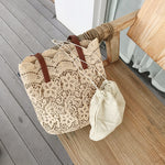 Load image into Gallery viewer, Beachy Glam Lace Bag