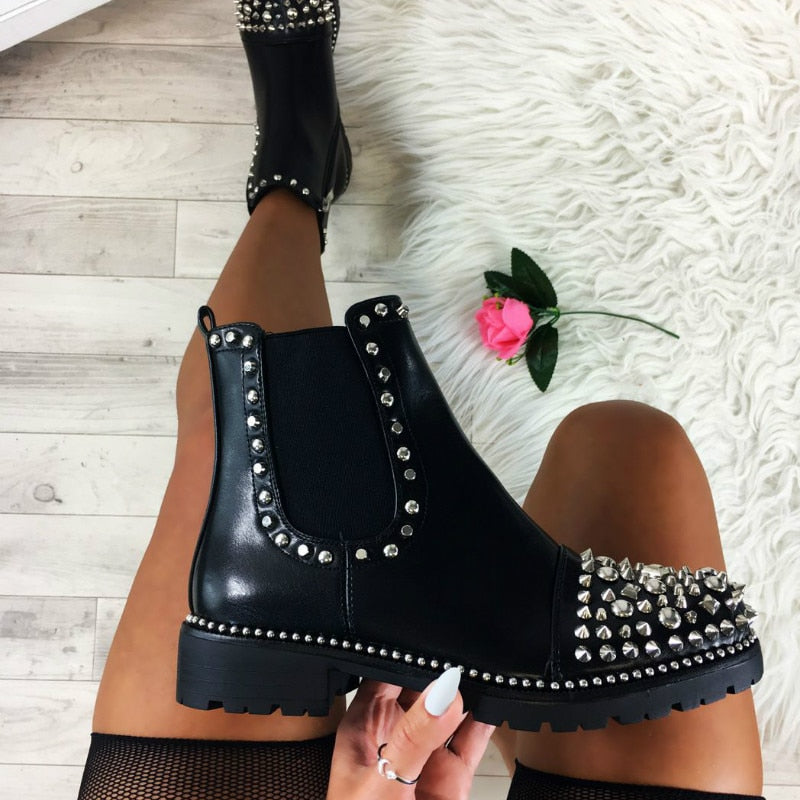 Dazzle Me Glam Boots