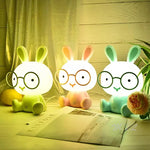 Load image into Gallery viewer, Night Buddy Bunny Light