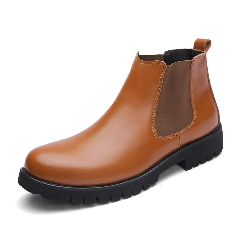 The Wellington Chelsea Boots