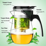 Load image into Gallery viewer, Tea Master Glass Teapot