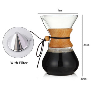Home Barista Coffee Dripper