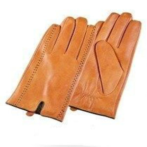 Refined Gent Leather Gloves