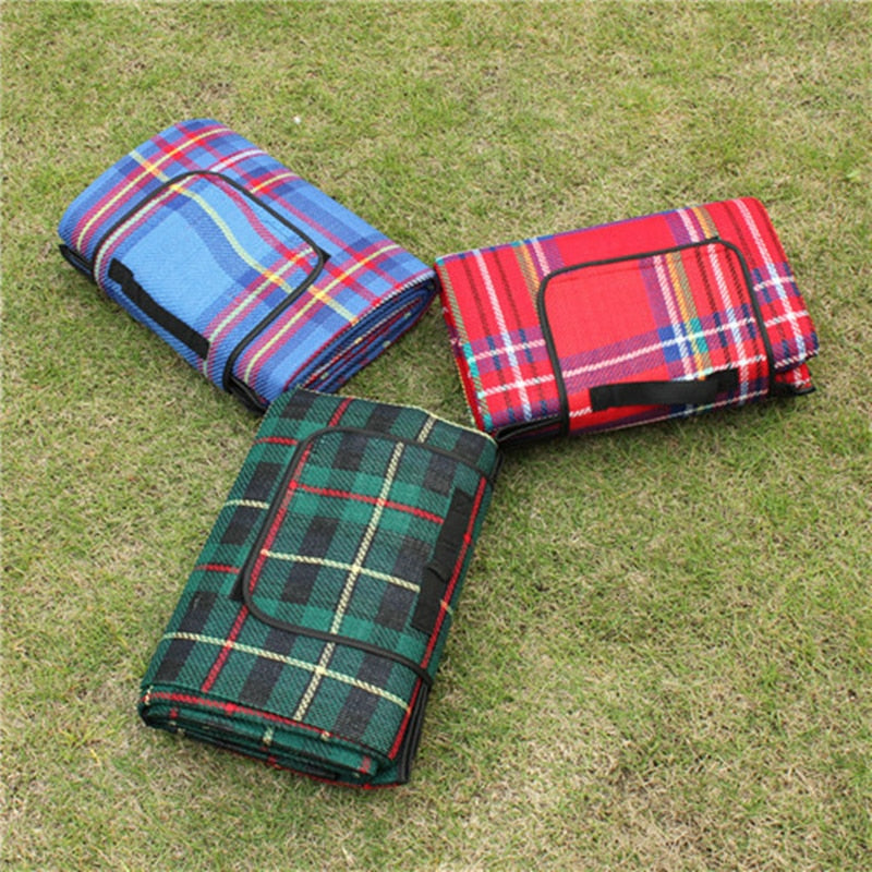 Picnic Adventures Folding Mat